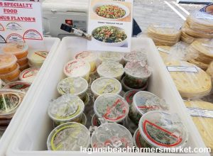 specialty food items laguna beach farmers market moms specialty foods