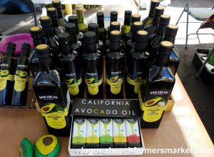 pure avocado oil laguna beach farmers market avo co