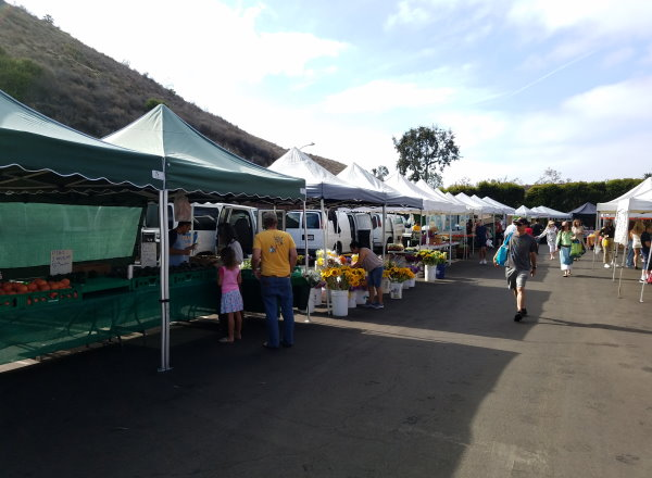 laguna beach farmers market location