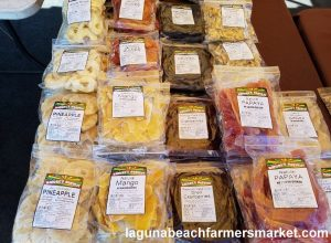 dried fruit laguna beach farmers market natures harvest