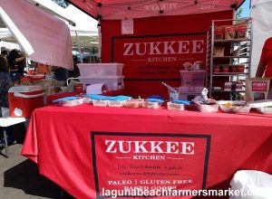 natural baked goods laguna beach farmers market zukkee kitchen