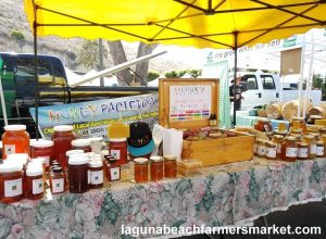 pure raw honey laguna beach farmers market honey pacifica